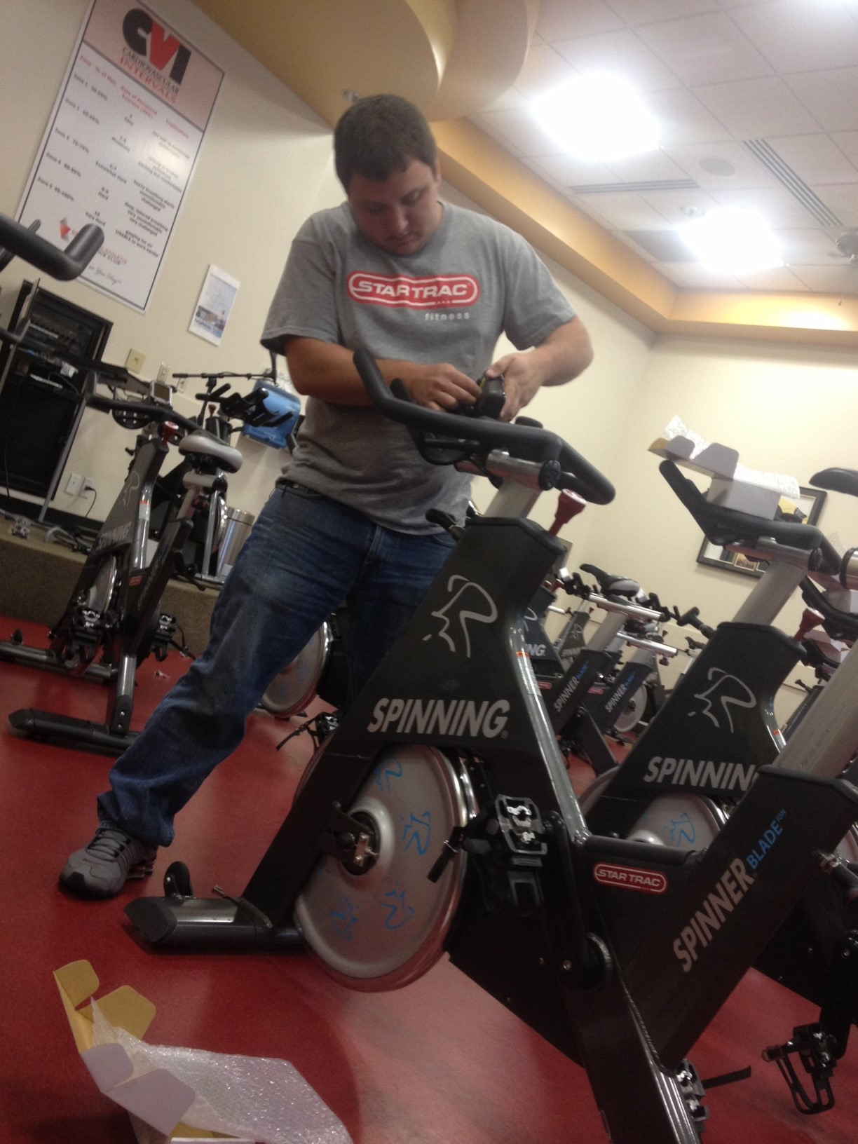 Commercial Exercise Equipment Installation and Service