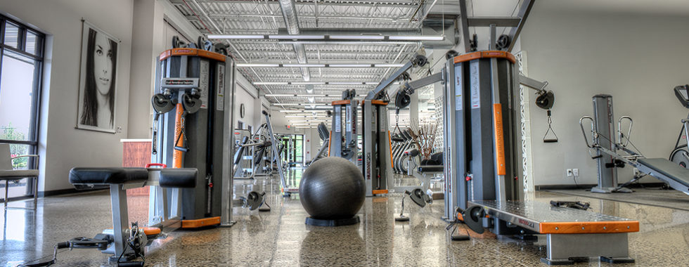 Commercial Exercise Equipment Sales and Service